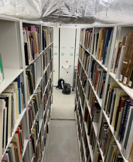 Matthew Ridley '19 Jumps from Graduation to the Archives